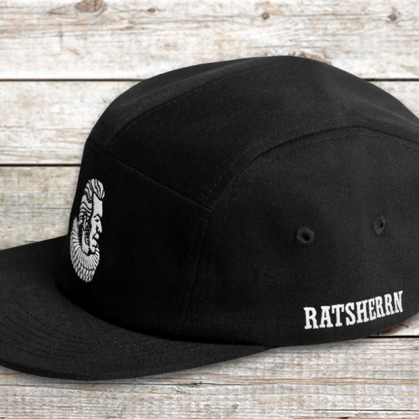 "5 Panel Cap ""Ratsherr"""