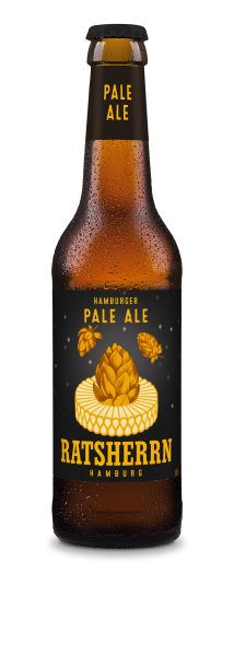 Hamburger Pale Ale (Box 20 x 0,33l)